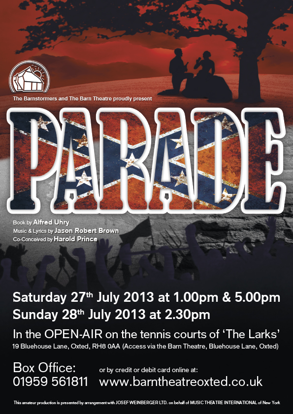 4527 PARADE_BARN & MINACK_A3_POSTERS_FINAL.indd